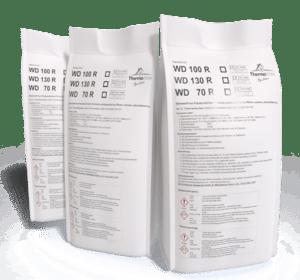 Thermowhite-Fertigprodukt-Sack für WD 70 R, WD 100 R, WD 130 R